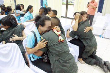 День рождения королевы Таиланда (день Матери)