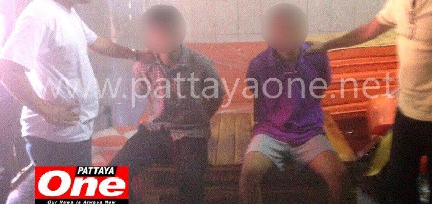 Подростки убили ледибоя в отеле Паттайи (видео)