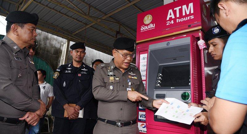 Россиянин Рустам Шамбасов первый подозреваемый в деле о массовом взломе банкоматов в Таиланде