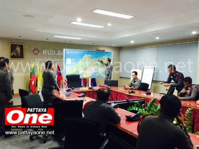 В Паттайе усилены меры безопасности в связи со взрывами в Хуа Хине