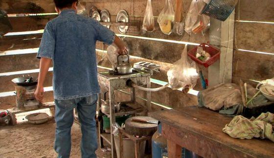 Навозный газ— жизнь втайской деревне