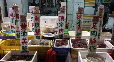 Путешествие в Гонконг из Таиланда (день 3)