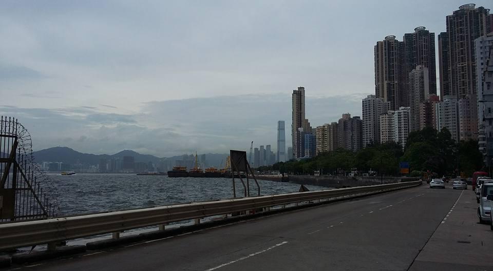 Гонконг - город вертикальный