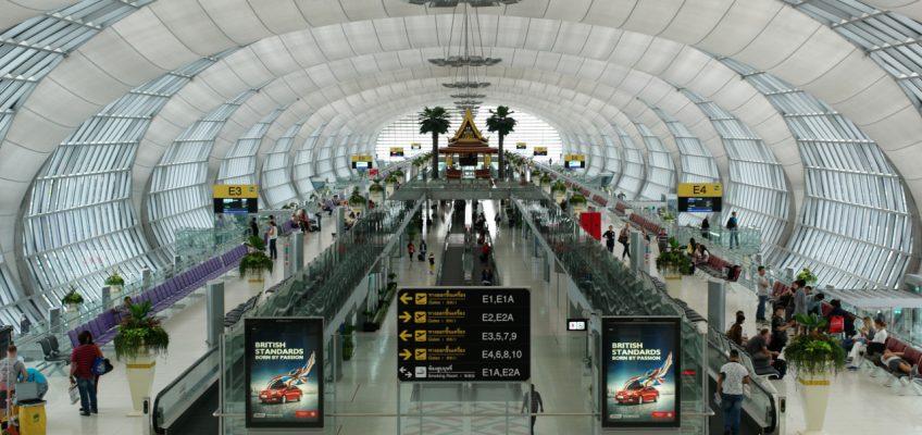 Международный аэропорт Суварнабхуми отмечает 10-летний юбилей