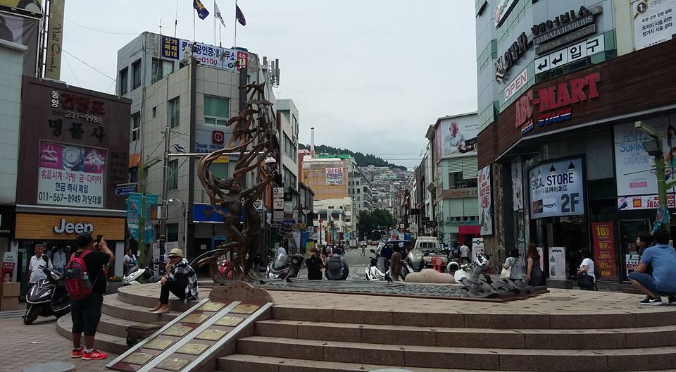 Площадь Пикадилли, Пусан, Южная Корея