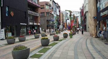 Пусан, Gwangbok Dong Street