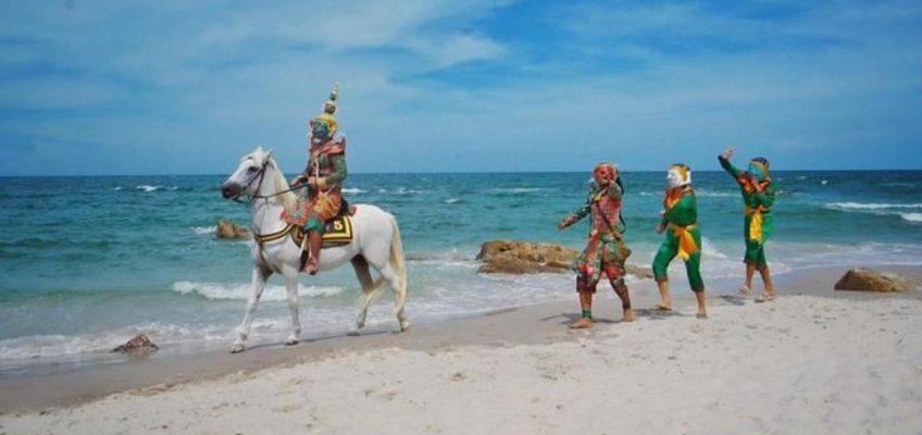 Путешествие по Таиланду с героями национального эпоса Рамакиен