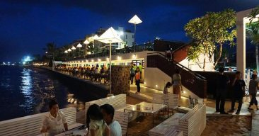 Рестораны Паттайи с видом на море