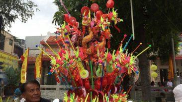 Вегетарианский фестиваль в Паттайе