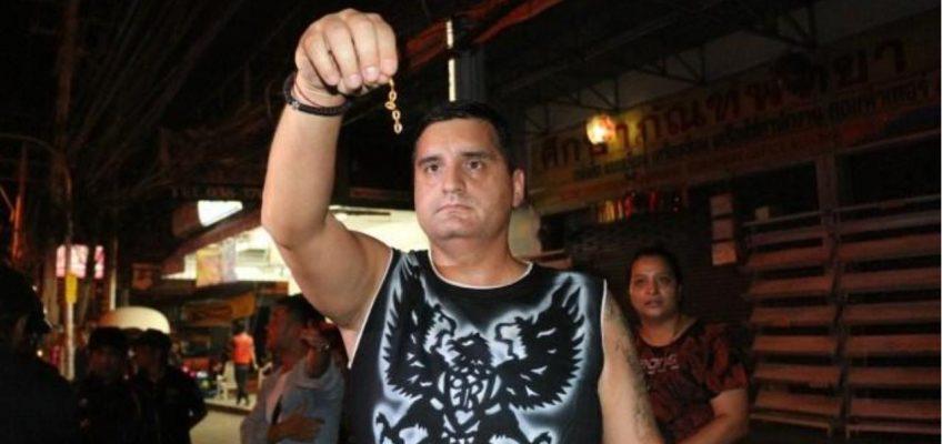 Андрей Ананьев в Паттайе был ограблен на 60 тысяч батов