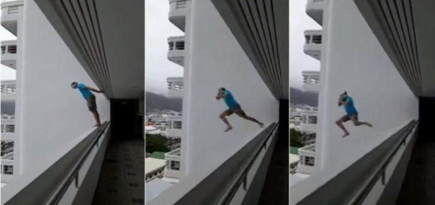 Француз прыгнул с 16 этажа на Пхукете