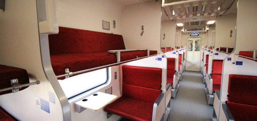 Новые экспресс-поезда в Таиланде