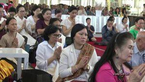 окончание буддийского поста Кхао Пханса