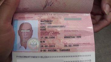 Россиянин устроил поножовщину в Паттайе