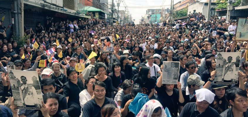 Траур в Таиланде — чем заняться