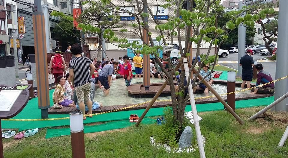 Улицы Пусана Южная Корея