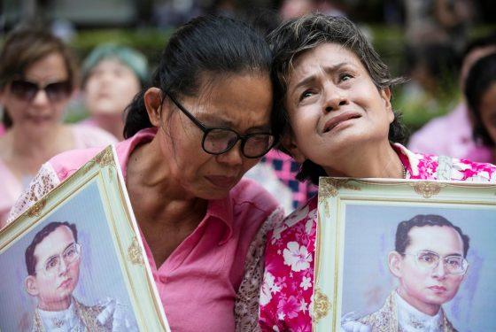 В Таиланде объявлен национальный траур