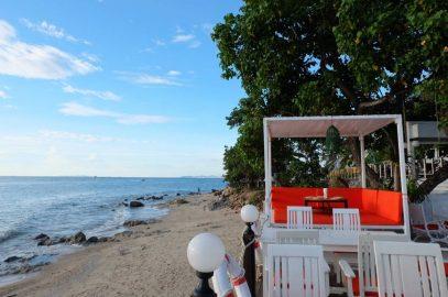 Прибрежный ресторан на Кози-бич в Паттайе должны снести