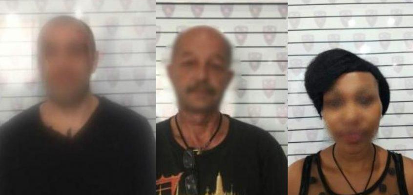 Три оверстейщика задержаны в Паттайе