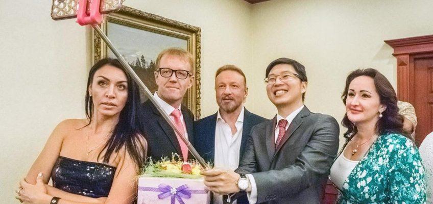 День народного единства в Посольстве России в Таиланде