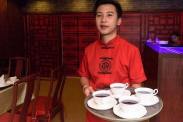 KONG JUU - китайский ресторан в Паттайе