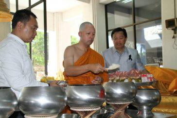 Мэр Паттайи ушел в монахи