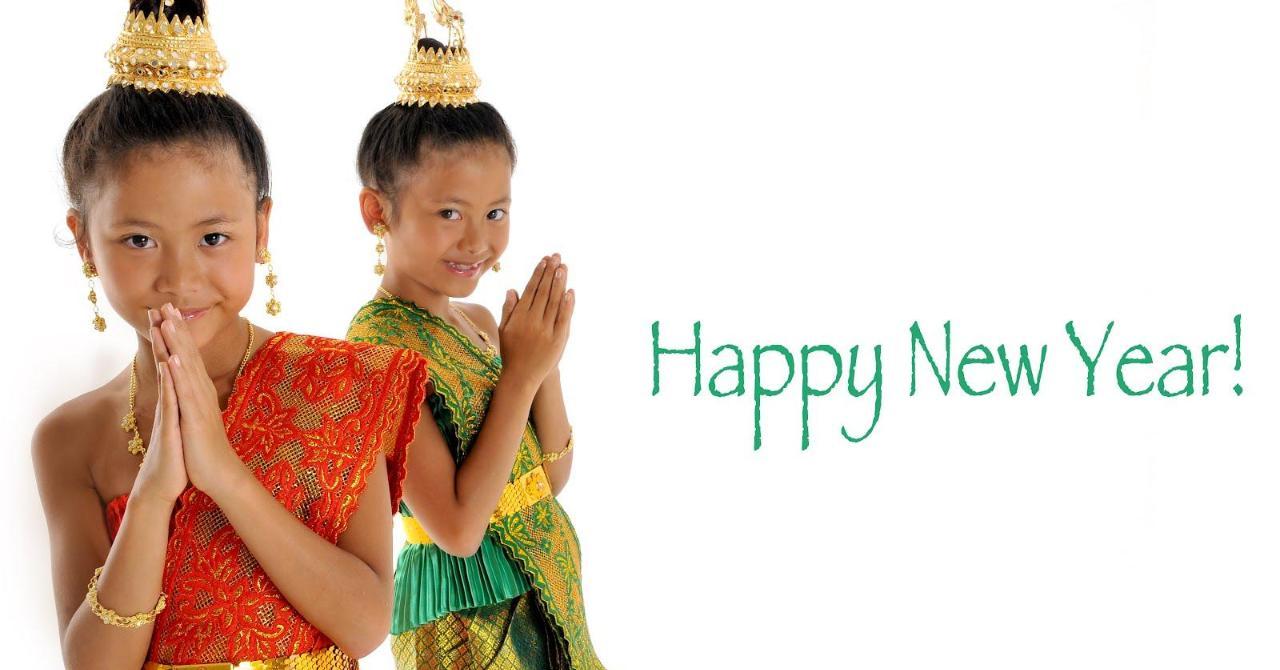 В тайланд на новый год с детьми