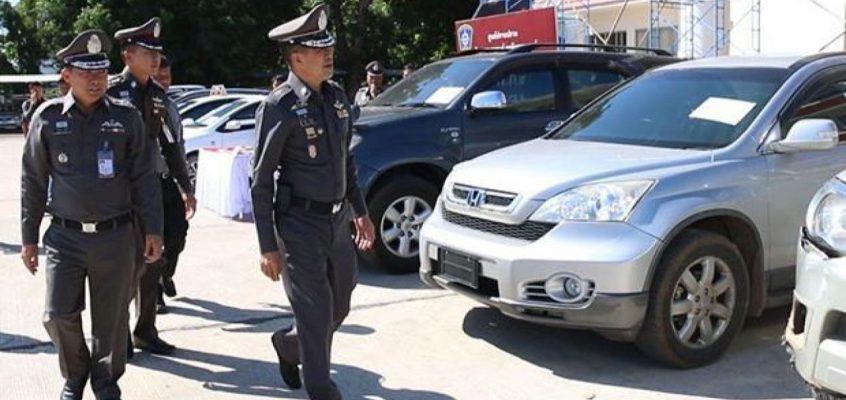 Подержанный автомобиль в Таиланде