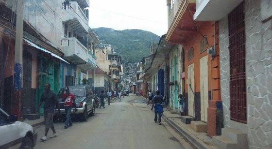 Вот я и на Гаити