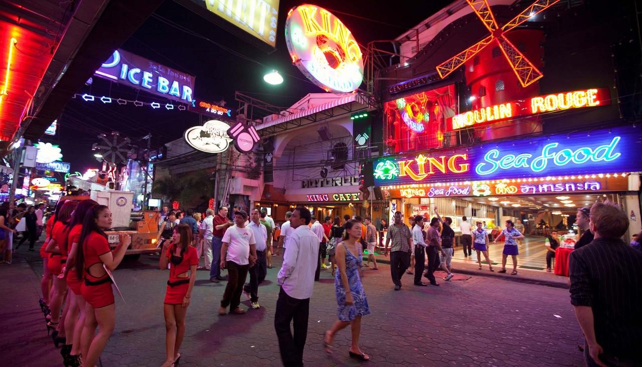Walking Street в Паттайе планируют снести