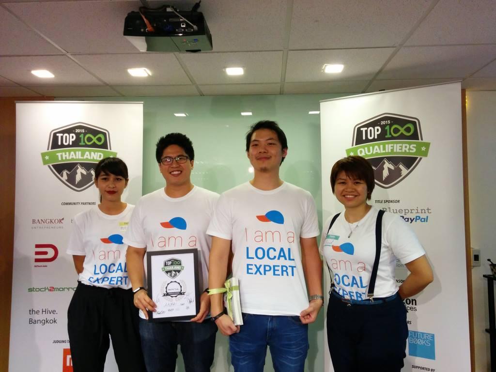 стартап в Таиланде