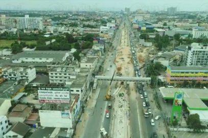 Подземный тоннель в Паттайе открыт для авто (видео)