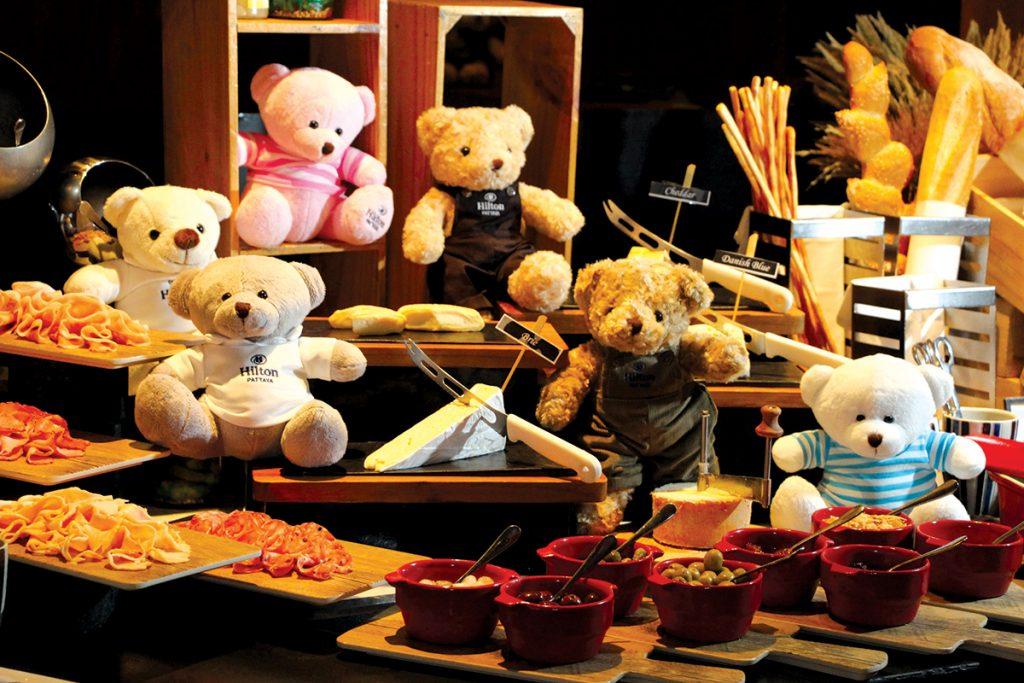 Рождество в Hilton Pattaya