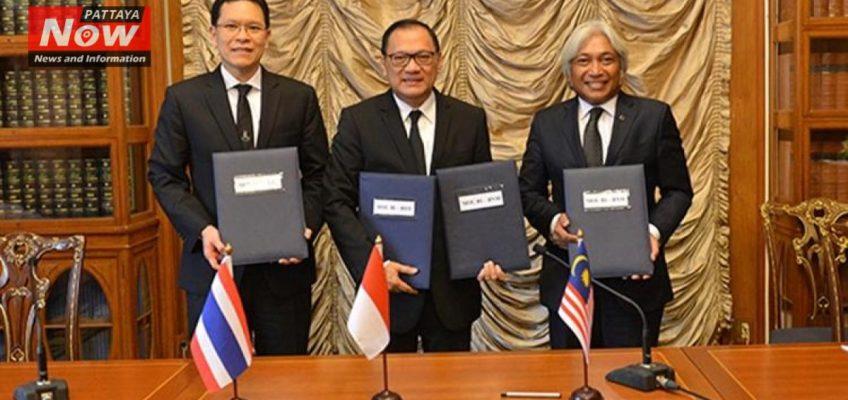 Центральные банки Таиланда, Индонезии и Малайзии договорились