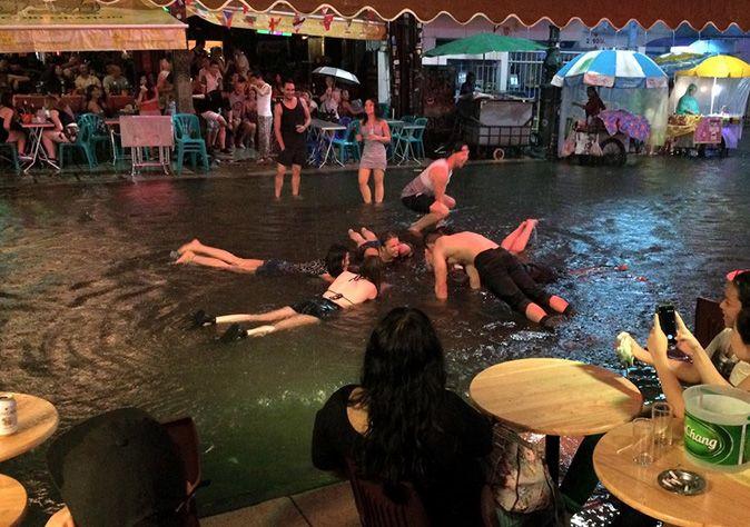 негативные отзывы об отдыхе в Таиланде 2016