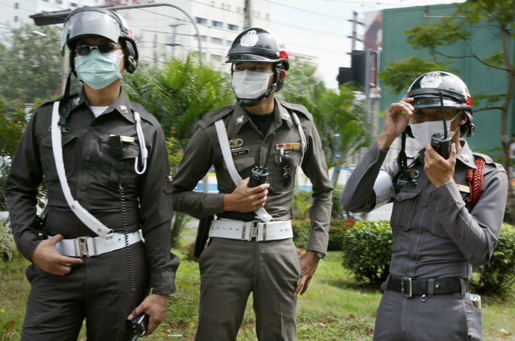 В Таиланде снизили штраф за нарушение ПДД до 100 батов