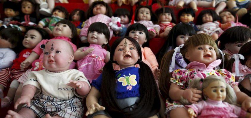 Покемоны, куклы-дети, мороженое бингсу: тренды в Таиланде 2016 года