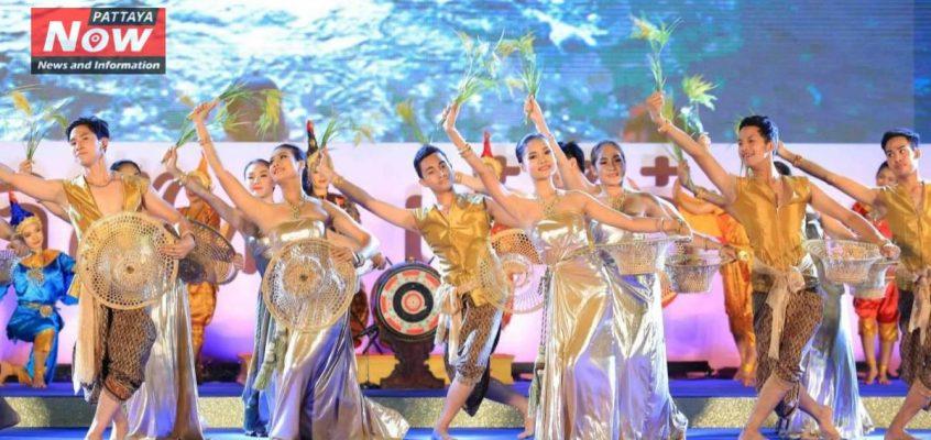 Фестиваль Туризма 2017 и китайский Новый год в Таиланде