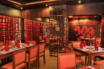 Китайский ресторан в Паттайе