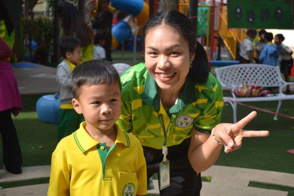 Национальный день Детей в Таиланде 2019