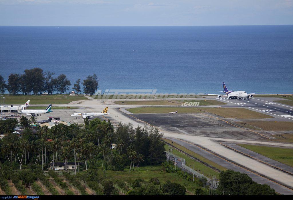 Таиланд обновляет все аэропорты страны