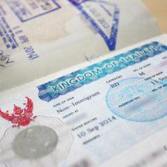 Туристическая виза вТаиланд для россиян