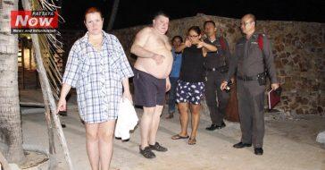 Туристов из России обокрали в Паттайе, пока те купались в море