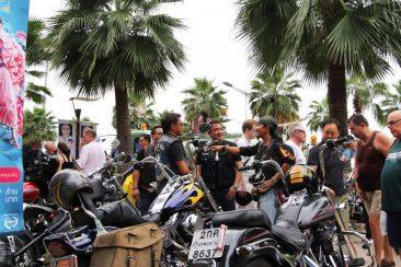 Burapa Pattaya Bike Week 2017