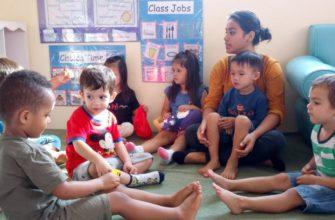 Детский сад в Паттайе Божья Коровка