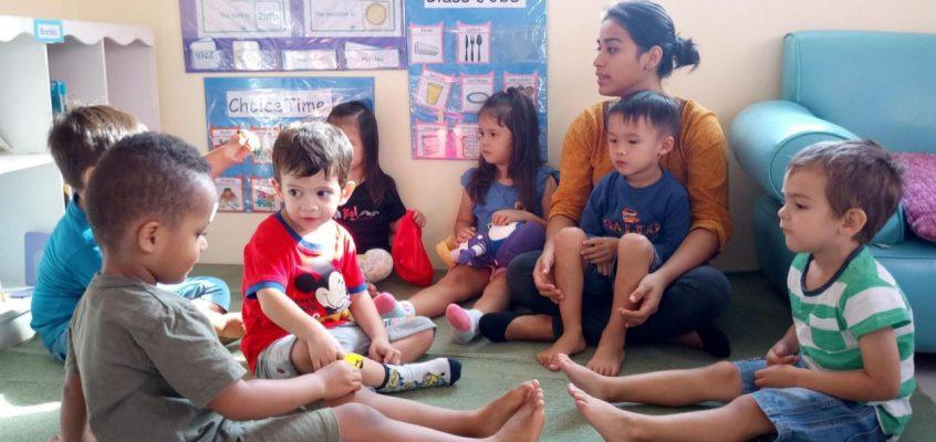 Детский сад в Паттайе «Божья  Коровка»