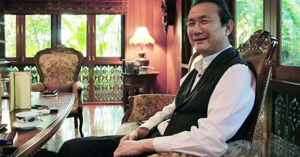 Миллиардер из Таиланда