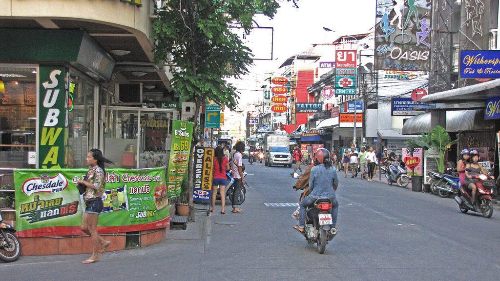 Новые маршруты сонгтэо в Паттайе