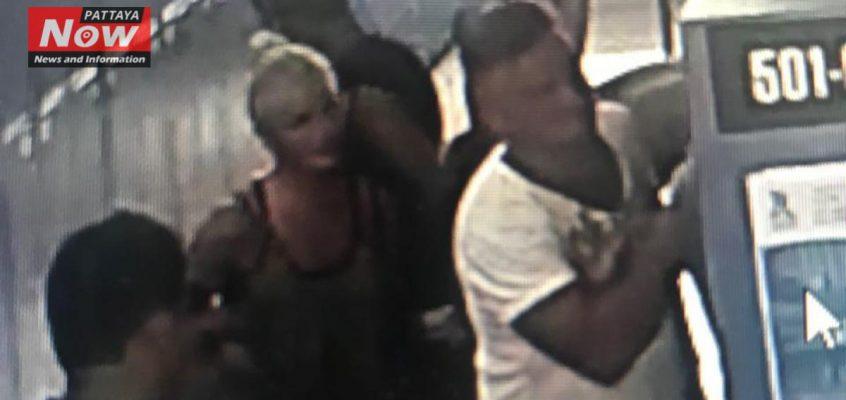 Русская пара украла телефон у туриста в Паттайе