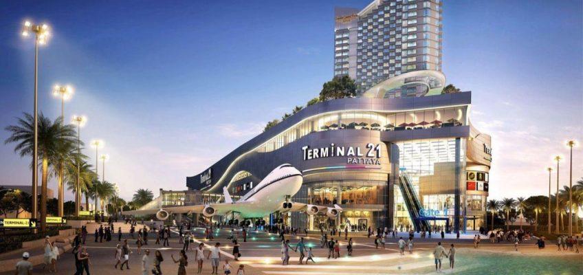 Терминал 21 Паттайя - новый магазин
